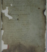 Ведомости оценки недвижимых имуществ г. Кострома 1817г