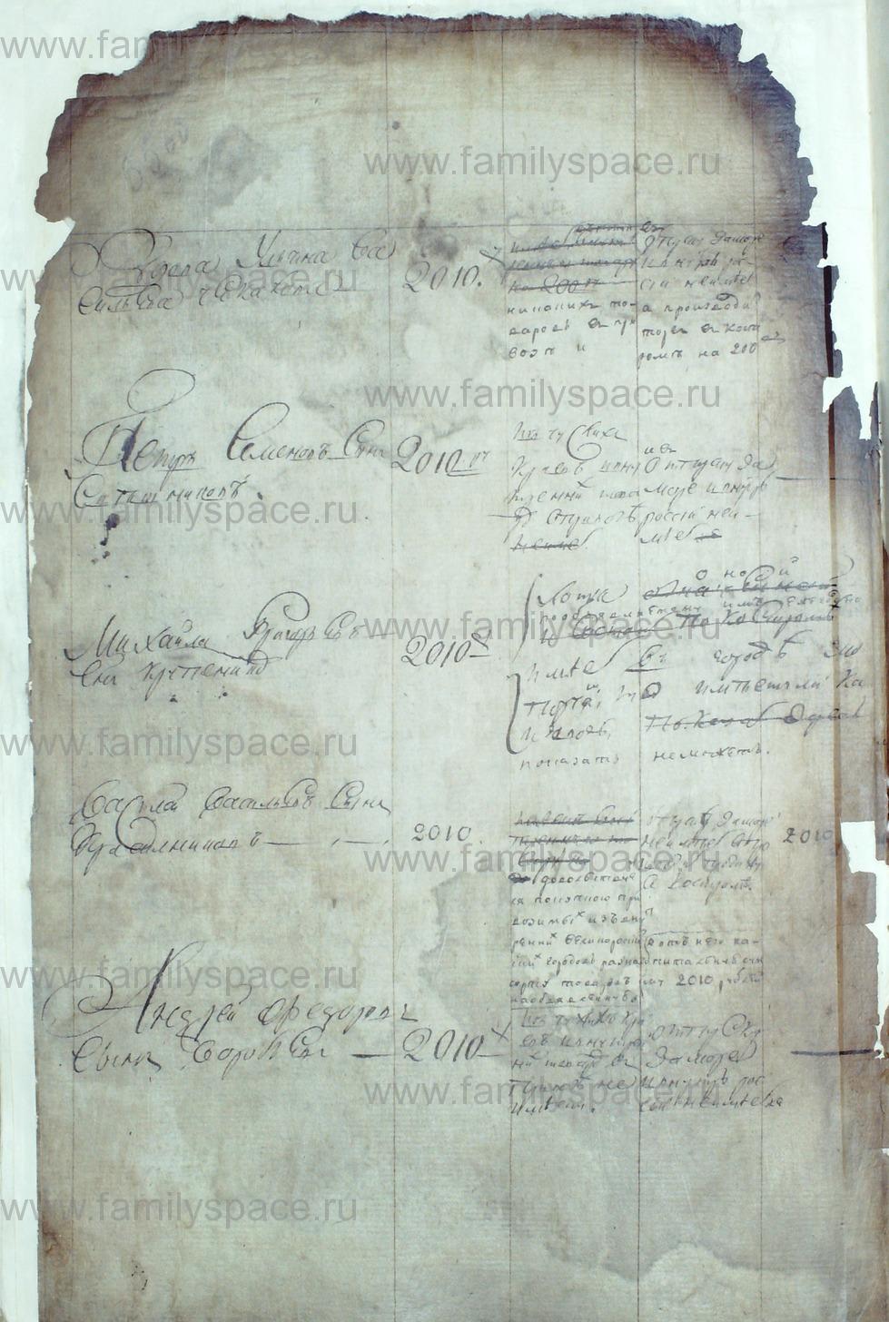 Поиск по фамилии - Сведения о купцах г. Кострома и их капиталах, страница 61