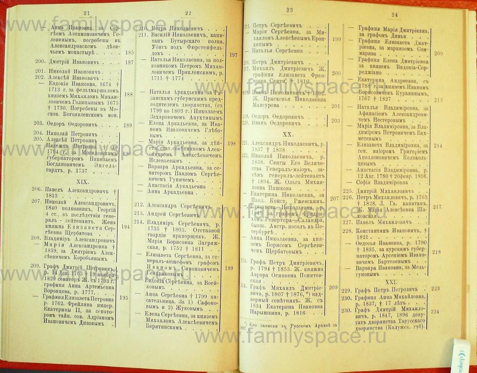 Поиск по фамилии - Статьи по генеалогии и истории дворянства, 1898, страница 3021