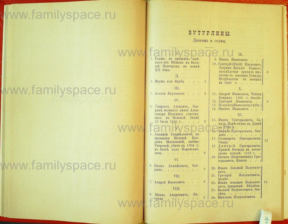 Поиск по фамилии - Статьи по генеалогии и истории дворянства, 1898, страница 3001
