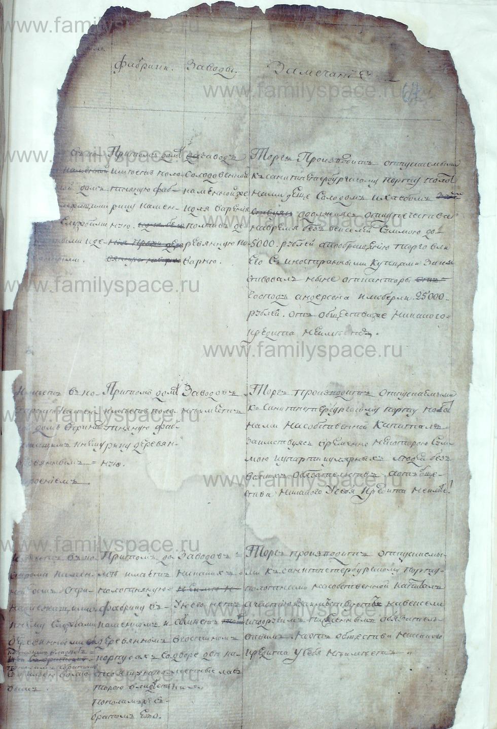 Поиск по фамилии - Сведения о купцах г. Кострома и их капиталах, страница 83