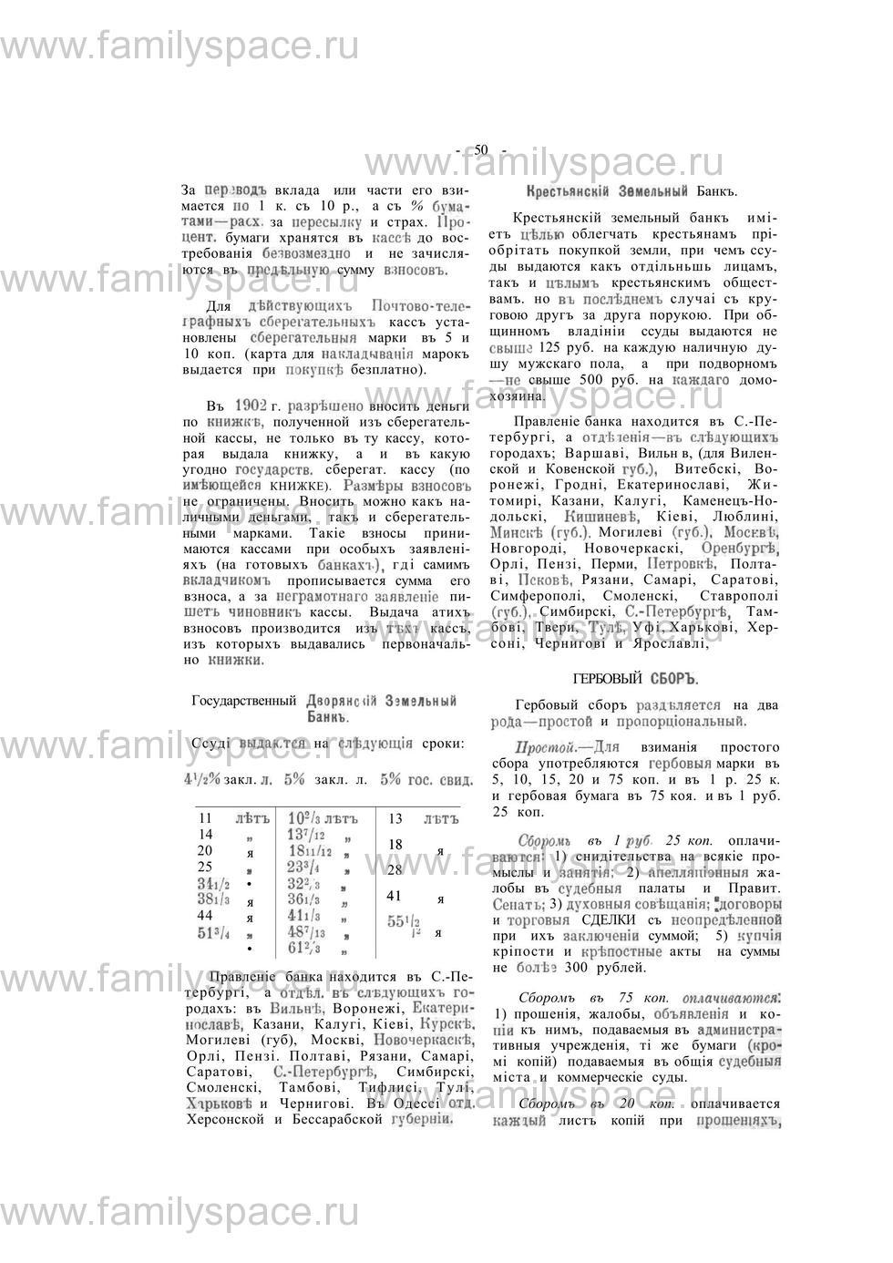 Поиск по фамилии - Екатеринославский адрес-календарь на 1913 год, страница 2050