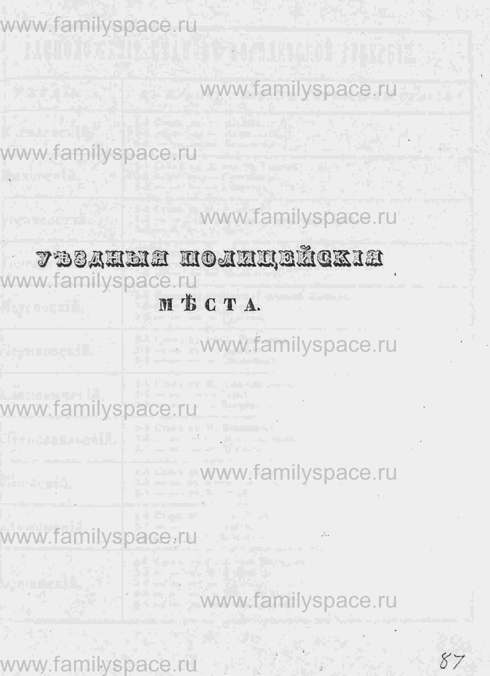 Поиск по фамилии - Памятная книга за 1853 год по Могилёвской губернии, страница 104