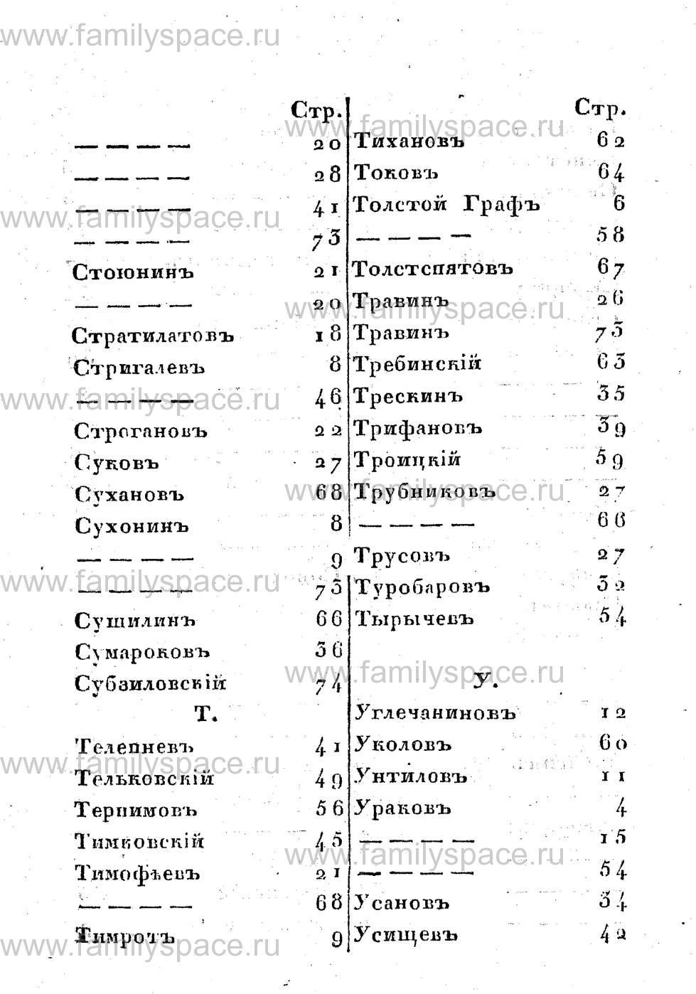 Поиск по фамилии - Памятная книжка Костромской губернии на 1853 год, страница 123