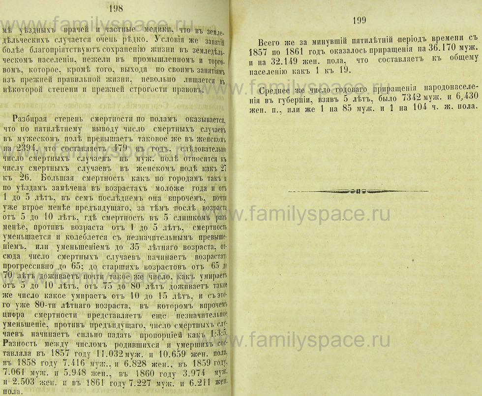 Поиск по фамилии - Памятная книжка Нижегородской губернии на 1865 год, страница 1198