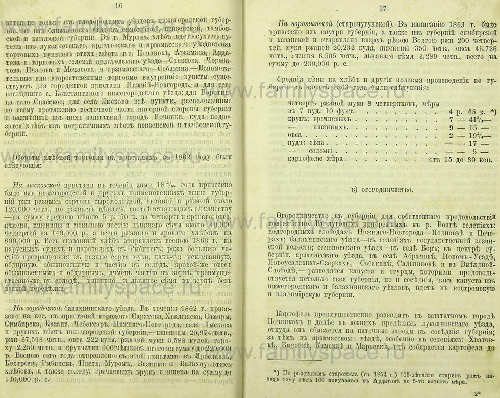 Поиск по фамилии - Памятная книжка Нижегородской губернии на 1865 год, страница 1016