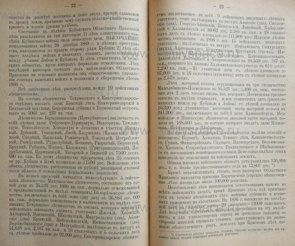 Поиск по фамилии - Кубанский календарь на 1898 год, страница 2022